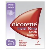 Nicorette Invisipatch 10mg