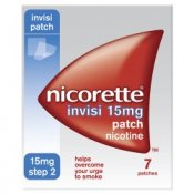 Nicorette Invisipatch 15mg