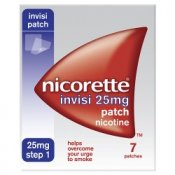 Nicorette Invisipatch 25mg