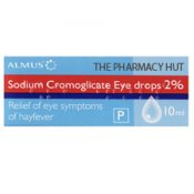 Sodium Cromoglicate 2% Allergy Eye Drops