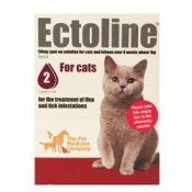 Ectoline Spot On - Cats over 1kg