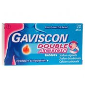 Gaviscon Double Action Tablets