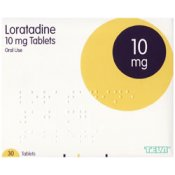 Loratadine 10mg tablets