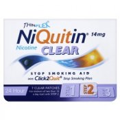 NiQuitin Clear 14mg Patches Step 2