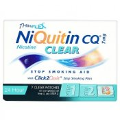 NiQuitin Clear 7mg Patches Step 3