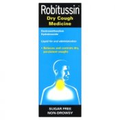 Robitussin Dry Cough Medicine