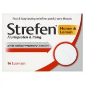 Strefen Honey and Lemon